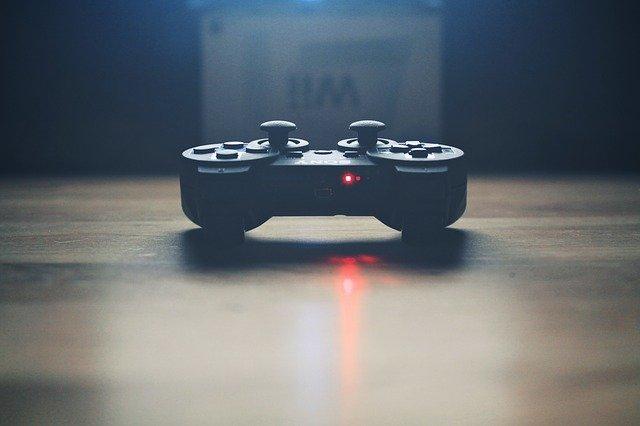manette jeu vidéo